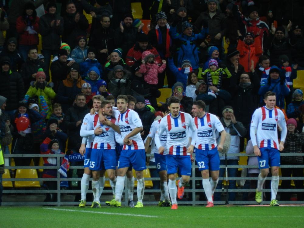 Podbeskidzie Bielsko-Biała - Legia Warszawa 2:2