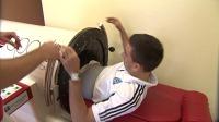 Kosmiczne technologie w służbie piłki nożnej. Jak piłkarze leczą kontuzje?