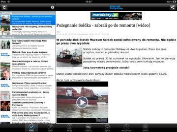 Dziennik Bałtycki na iPada