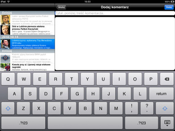 Kurier Lubelski na iPada