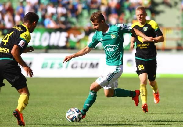 GKS Bełchatów - GKS Katowice 1:2