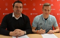 Mateusz Górski - z FC Academy Wrocław do Ajaksu Amsterdam