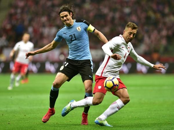 Mecz Polska - Urugwaj