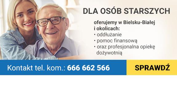 dla osób starszych