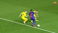 Wspaniała akcja juniora Barcelony. W stylu Messiego [WIDEO]