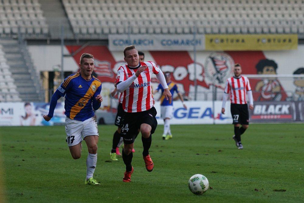 Sparing: Cracovia – Zemplin Michalovce 2:0 (1:0)