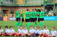 Dwóch nastolatków podpisało profesjonalne kontrakty z Górnikiem Łęczna