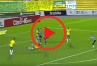Zagranie weekendu | Brazylijski 17-latek strzelił jak Zlatan [WIDEO]