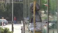 Pomnik Paderewskiego już stoi