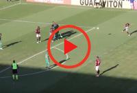 Zagranie weekendu | Fenomenalny gol z rzutu wolnego argentyńskiego pomocnika