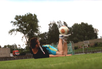 Polacy na Freestyle Football Championship Superball. Zobacz niesamowite triki (WIDEO)