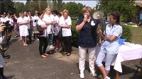 Kalisz. Protest pielęgniarek