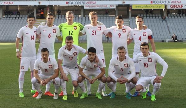 W czwartek młodzi Polacy przegrali w Krakowie z Włochami