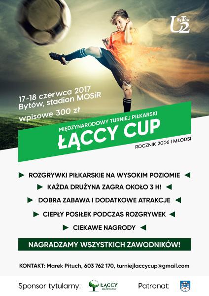 Międzynarodowy Turniej Piłkarski Łąccy Cup 2017