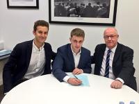 18-latek wraca z Chelsea do Polski. Podpisał kontrakt z Cracovią