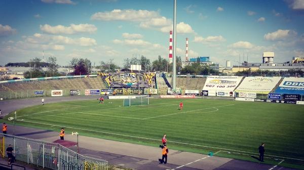 Oprawa GKS Katowice