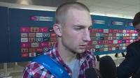 Piłkarze Lecha po wygranej z Bełchatowem 5:0