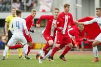 U19: Polacy ulegli Słowakom. O porażce zdecydował gol w końcówce [ZDJĘCIA]