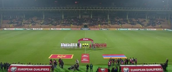 Armenia - Czarnogóra