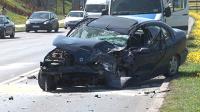 Poznań. Karetka zderzyła się z samochodem na Mieszka I