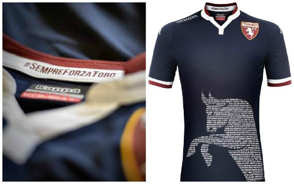 a3c48baef Koszulki z nazwiskami piłkarzy, którzy zginęli w katastrofie - Torino  oddaje hołd byłym zawodnikom (GALERIA)