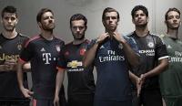 Trzecie komplety europejskich potęg - Bayern, Chelsea, Real, MU, Juve i Milan! (ZDJĘCIA)