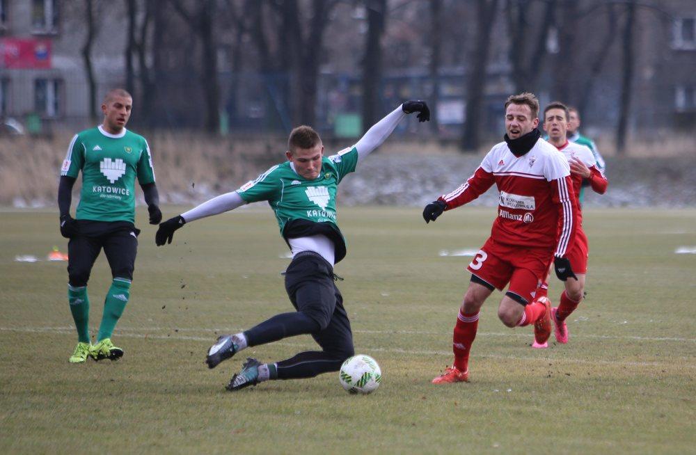 Sparing: Górnik Zabrze - GKS Katowice