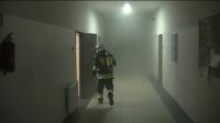 Ćwiczenia ratownicze w SP 13 w Kaliszu
