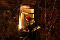 Pożar DPS w Fabianowie. Jedna osoba nie żyje