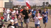 Bieg z Flagą w Kaliszu