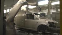 Zobacz jak powstaje VW Caddy