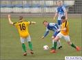 Juniorzy starsi Bałtyku Koszalin w meczu 21. kolejki Centralnej Ligi Juniorów ulegli u siebie 0:1 Falubazowi Zielona Góra.