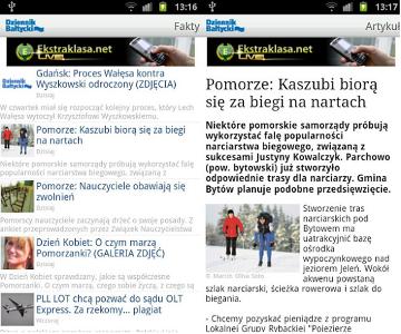 Dziennik Bałtycki na Androida