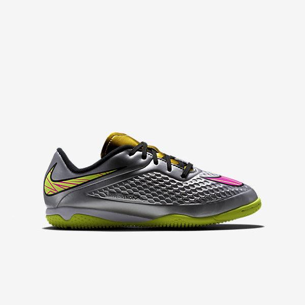 Halówki [przegląd, ceny, sklepy]:  Nike Hypervenom Phelon Premium IC Junior, 249 zł