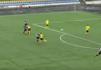 Zagranie weekendu | 22-letni Ukrainiec skopiował gola Jamesa z Mundialu! [WIDEO]