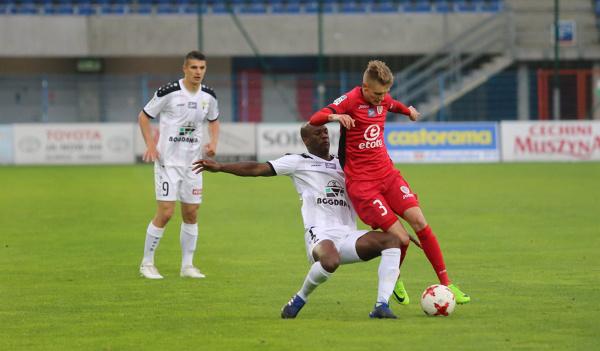 Na finiszu ligi Piastowi Gliwice bardzo pomógł 19-latek