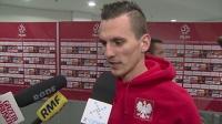 Polska remisuje ze Szwajcarią. Komentarze - Arkadiusz Milik