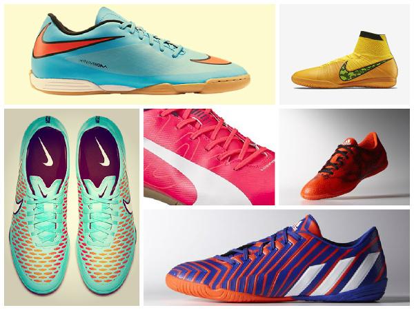 Halówki - buty piłkarskie, w których gra się najczęściej. Przedstawiamy modele, ceny i sklepy, w których można kupić buty do gry na hali