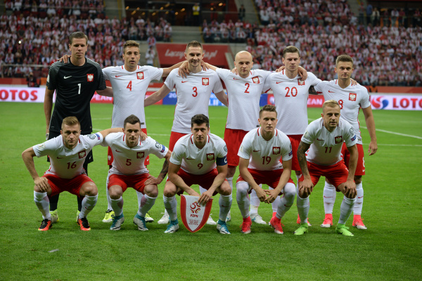 Mecz Polska - Rumunia