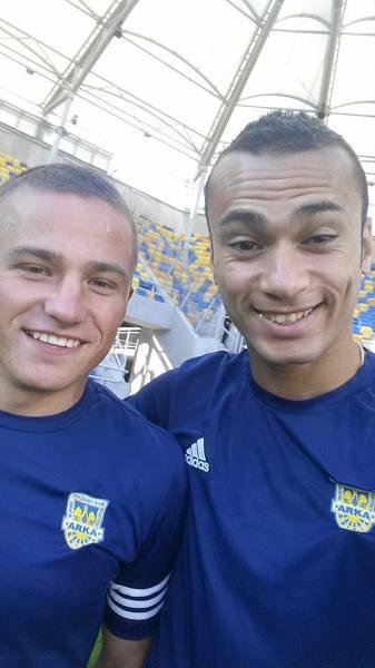 Michał Nalepa, Marcus Da Silva