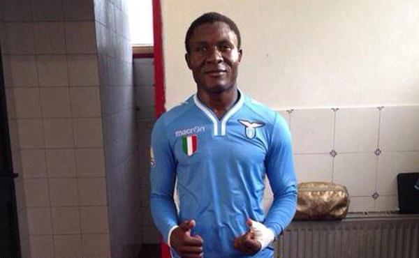 17-letni piłkarz Lazio - Joseph Minala