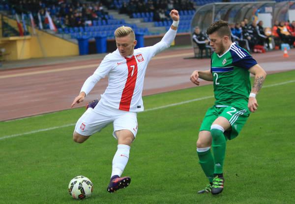 Polska reprezentacja do lat 19 pokonała rówieśników z Irlandii Północnej