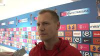 Tomasz Rząsa  - briefing przed meczem z Górnikiem