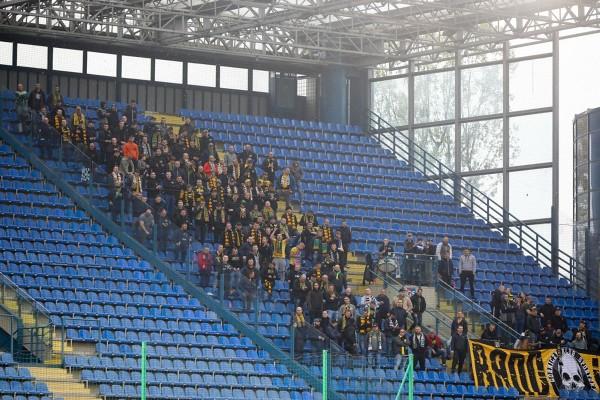 Kibice GKS Katowice